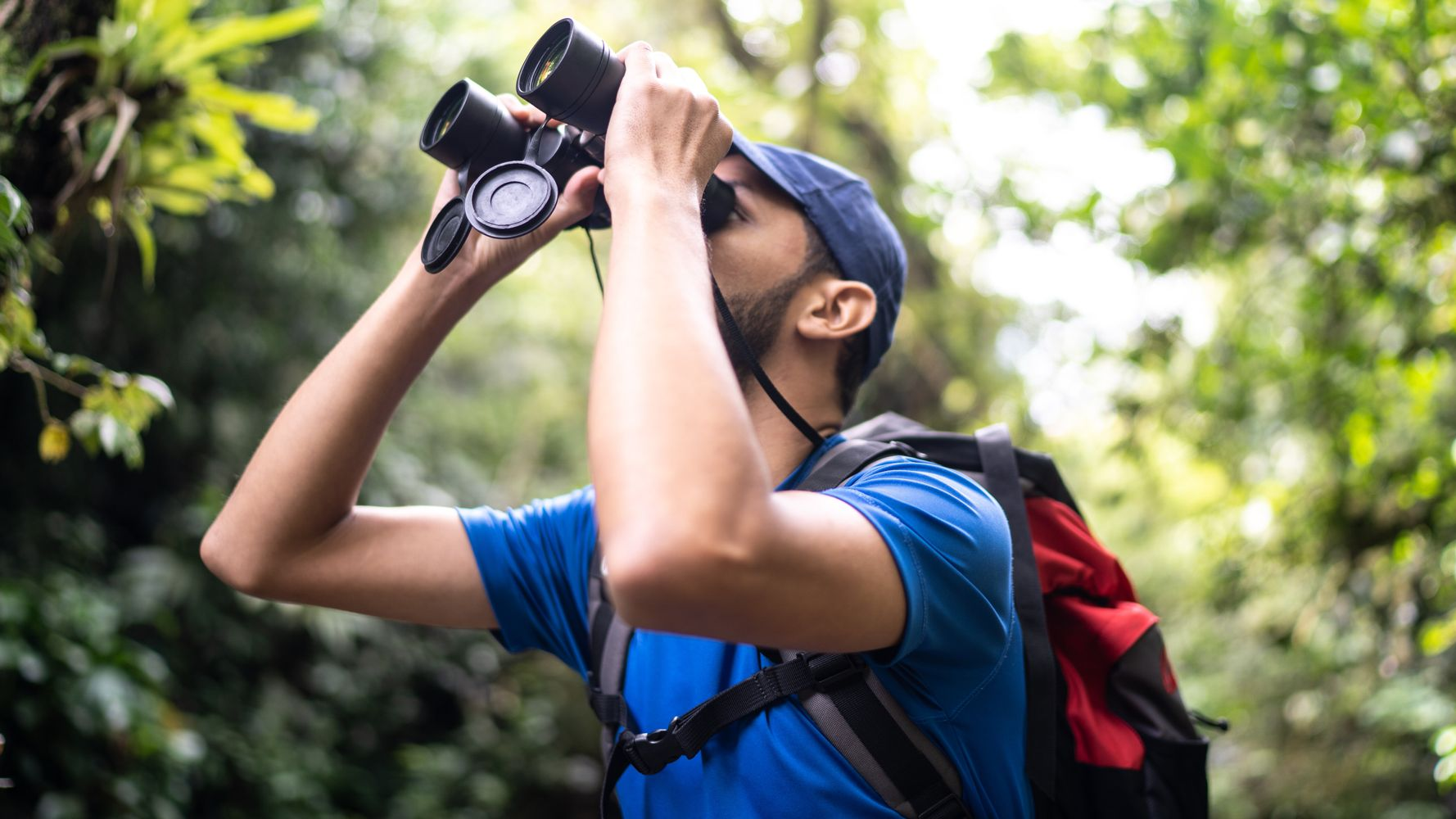 Man Wanders Off Drunk, Joins Search Party For Himself