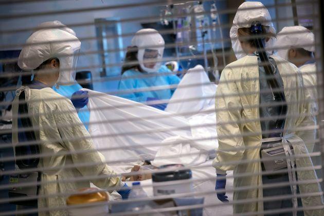 Avec une vaccination qui piétine, les États-Unis dépassent les 700.000 morts du Covid (photo d'illustraiton)