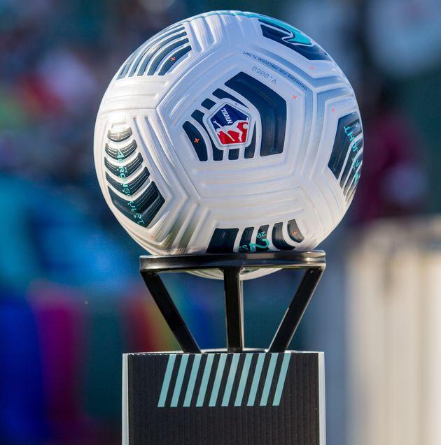 La Ligue de foot féminine nord-américaine au cœur d'un scandale sexuel, la Fifa ouvre une enquête (photo d'illustration prise lors d'un match de la NWSL en juin 2021- William Purnell-USA TODAY Sports)