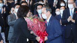 菅義偉氏が最後の「首相談話」。何を語った?ネット上では「自画自賛」と厳しい声も