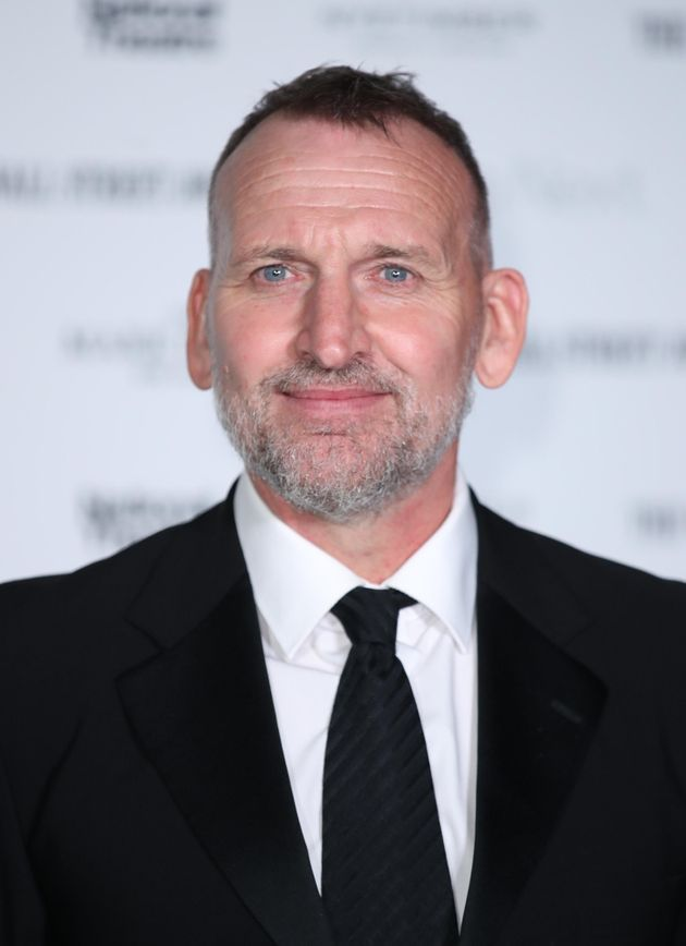 Christopher Eccleston (Photo by Mike