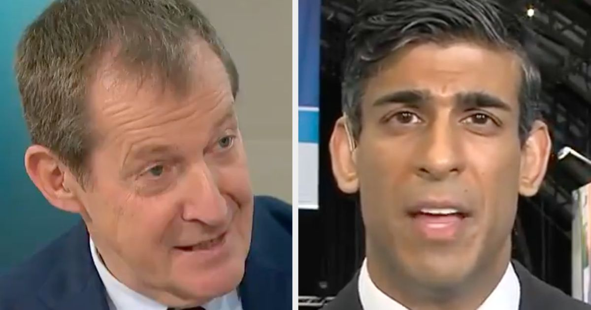 All The Worst Outcomes For Brexit Have Come True, Alastair Campbell Points Out