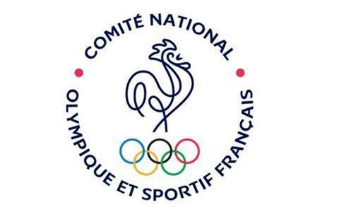 L'ancien logo du comité national olympique et sportif français depuis 2015 est remplacé ce 4 octobre 2021.