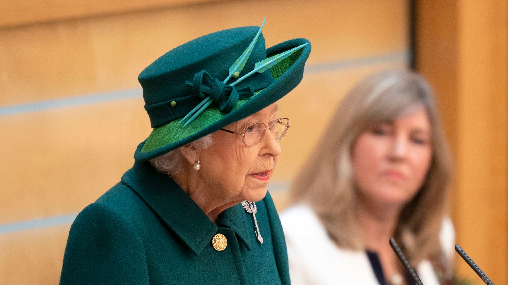 Queen Elizabeth Speaks About Prince Philip 6 Months After His Death