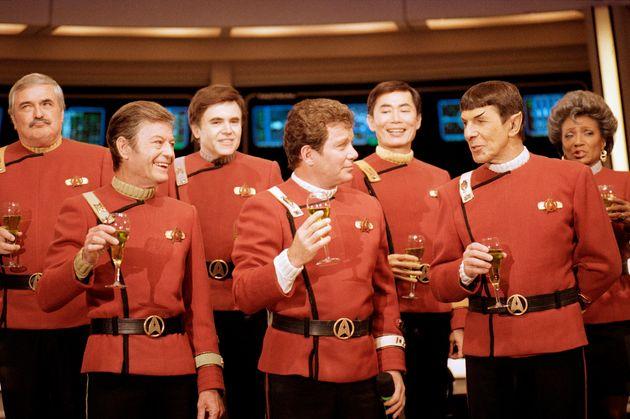 Ο κυβερνήτης του Star Trek, «Κάπτεν Κερκ», θα ταξιδέψει στο