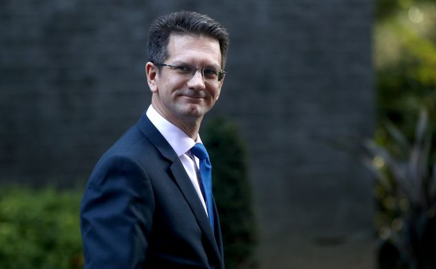 MP Steve Baker tore into ministers during a fringe meeting at Conservative Party