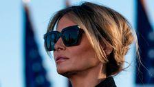 Melania Trump Scorches