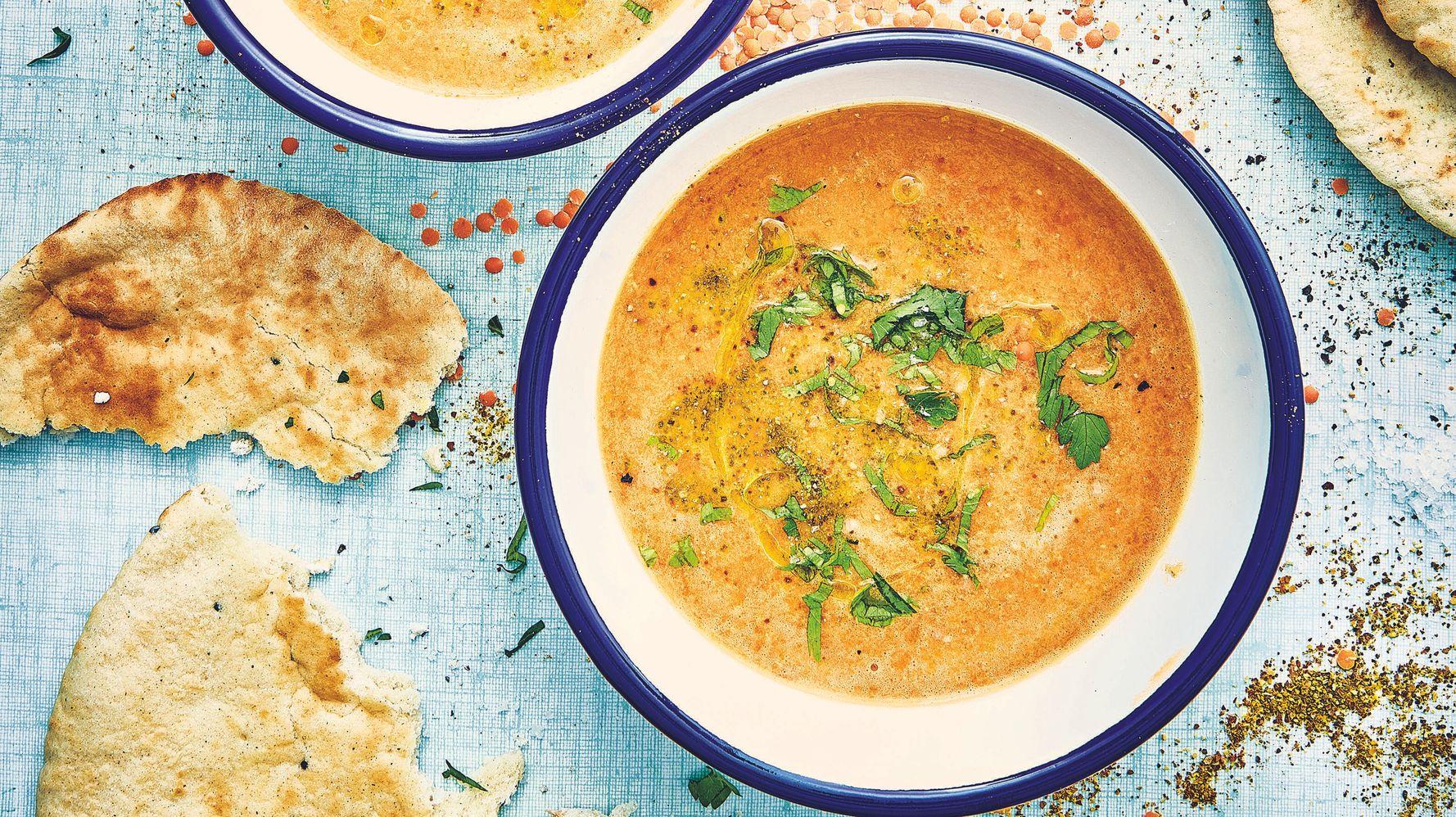 3 recettes de soupes parfaites contre le froid qui vont vous faire voyager