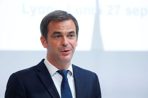 Olivier Véran, ici à Lyon, le 27 septembre 2021.