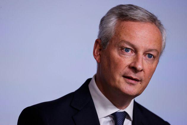 Le ministre de l'Economie et des finances Bruno Le Maire, ici le 22 septembre 2021.