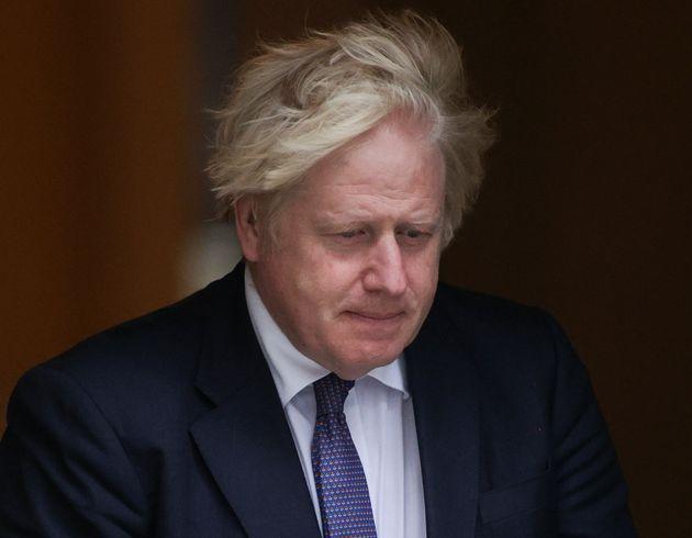 Le Premier ministre britannique Boris Johnson le 18 août 2021.