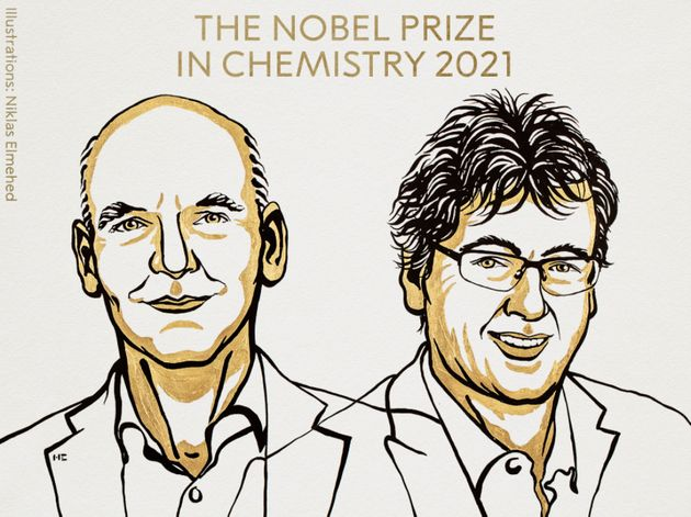 Le prix Nobel de chimie 2021 a été attribué à Benjamin List et David