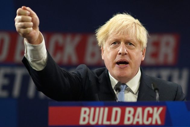 5 Key Takeaways From Boris Johnson's Tory Conference