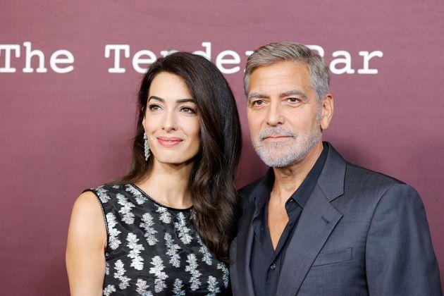 Amal and George
