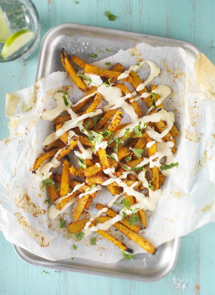 Pumpkin Loaded Fries