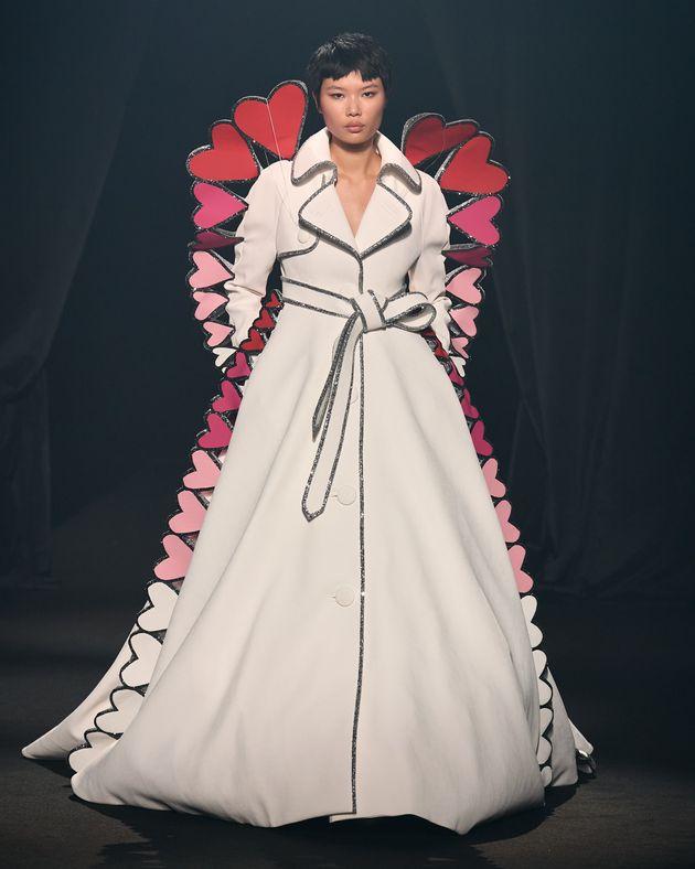 Balenciaga, Versace, Dior... Ce défilé a réuni la crème de la crème de la