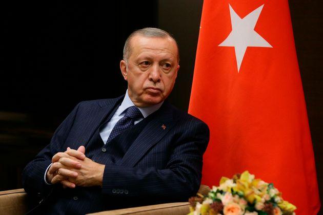 Drei Wochen vor der COP26 ratifiziert die Türkei das Pariser Abkommen (Foto vom 29. September)