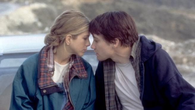 Jake Gyllenhaal y Jennifer Aniston en 'The good girl'.
