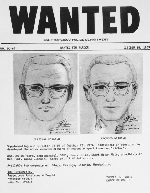 Zodiac: Ο άφαντος serial killer που έσπειρε τον τρόμο «ταυτοποιήθηκε» από