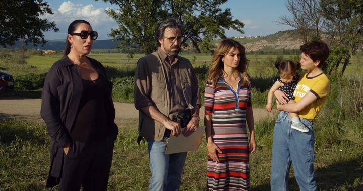 Rossy de Palma también forma parte del elenco de 'Madres paralelas'.