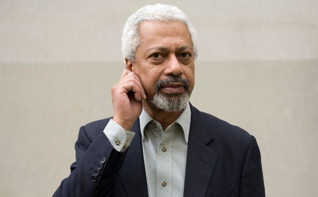 Abdulrazak Gurnah, ici en avril 2006, a reçu le prix Nobel de littérature