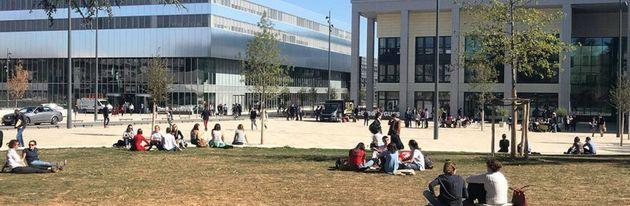 Photo d'illustration d'un des campus de l'école d'ingénieurs, visée par une enquête après des révélations de violences sexuelles.