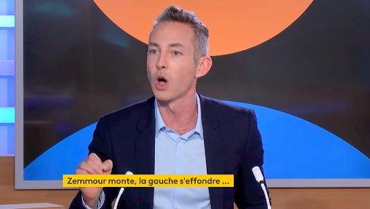 """Brossat en a """"ras le bol des débats de merde"""" autour de Zemmour dont il pointe l'absence de programme"""