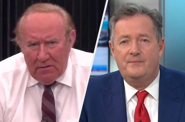 Andrew Neil and Piers