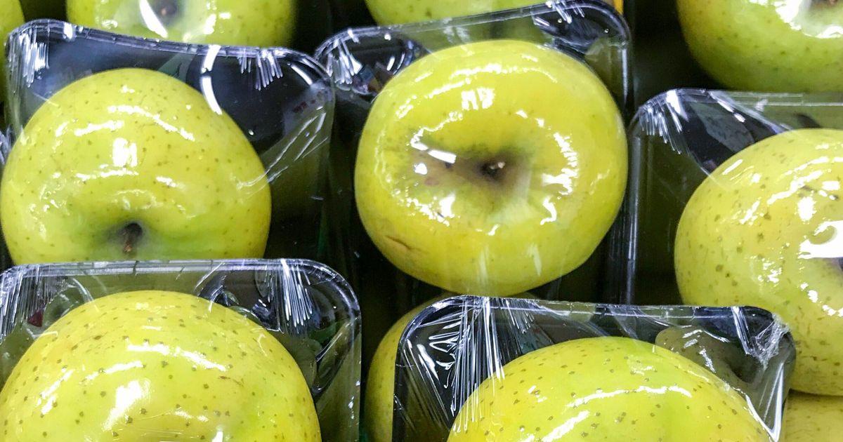 Voici les fruits et légumes qui seront vendus sans plastique en 2022