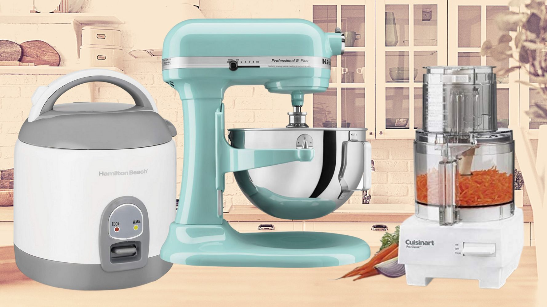 7 Kitchen Appliances That Are Worth The Counter Space