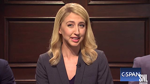 'SNL's' 'Frances Haugen' Shows Up Congress As Possibly Even Worse Than Facebook.jpg