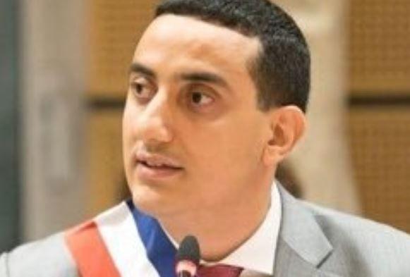 Le maire de Trappes Ali Rabeh.