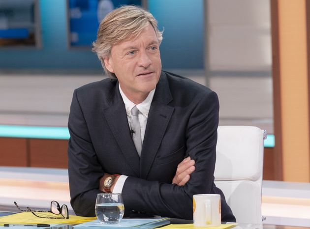 Richard Madeley in the Good Morning Britain