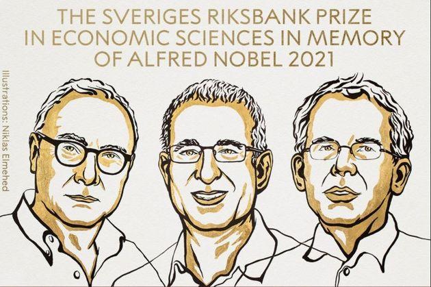 Le prix Nobel d'économie 2021 attribué à David Card, Joshua Angrist, et Guido W. Imbens