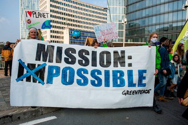 Proteste gegen Veränderungen