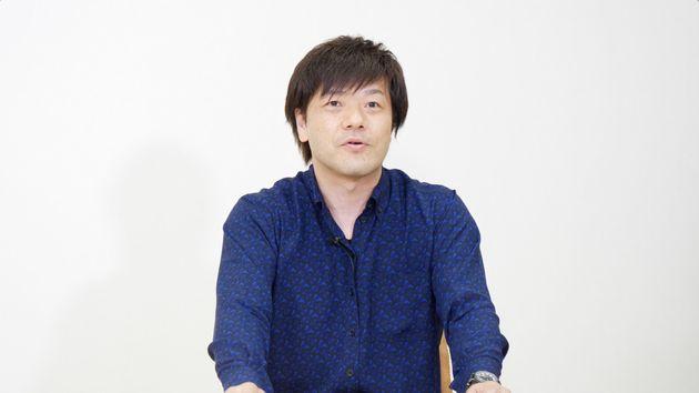 対談に参加した小説家の平野啓一郎さん
