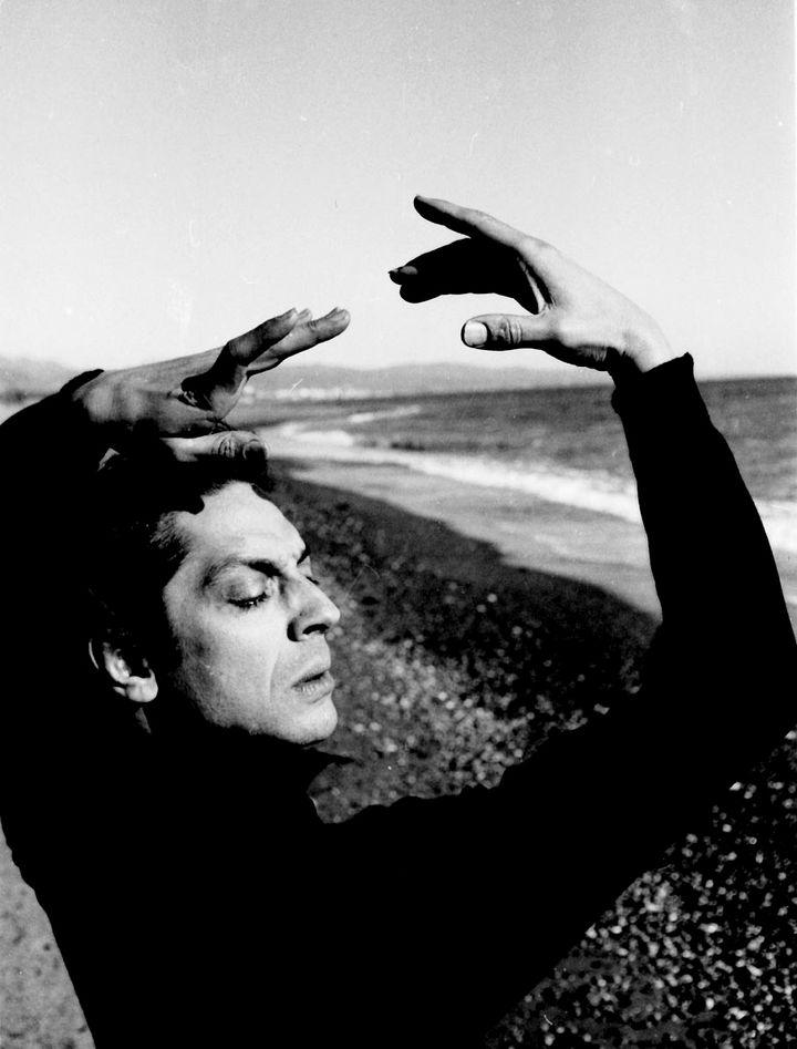 Antonio el Bailarín, en 1966 en Marbella
