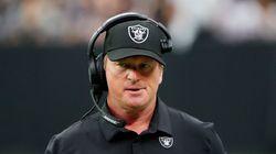 NFLのヘッドコーチ、過去の人種差別や女性蔑視、同性愛嫌悪メールで辞任