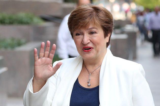 ΔΝΤ: Παραμένει στη θέση της η γενική διευθύντριά του, Κρισταλίνα
