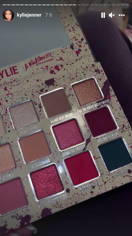 Cette photo de Kylie Jenner nue et recouverte de sang ne laisse pas