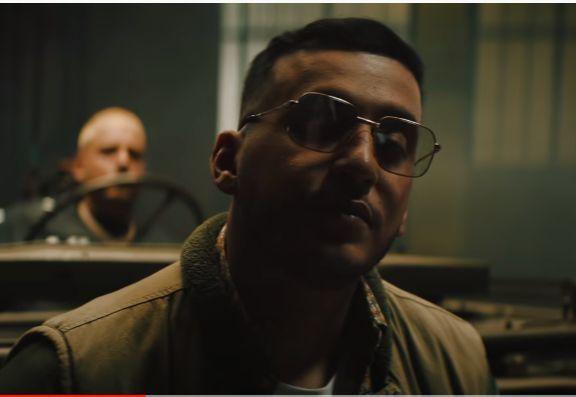 Capture d'écran du clip de