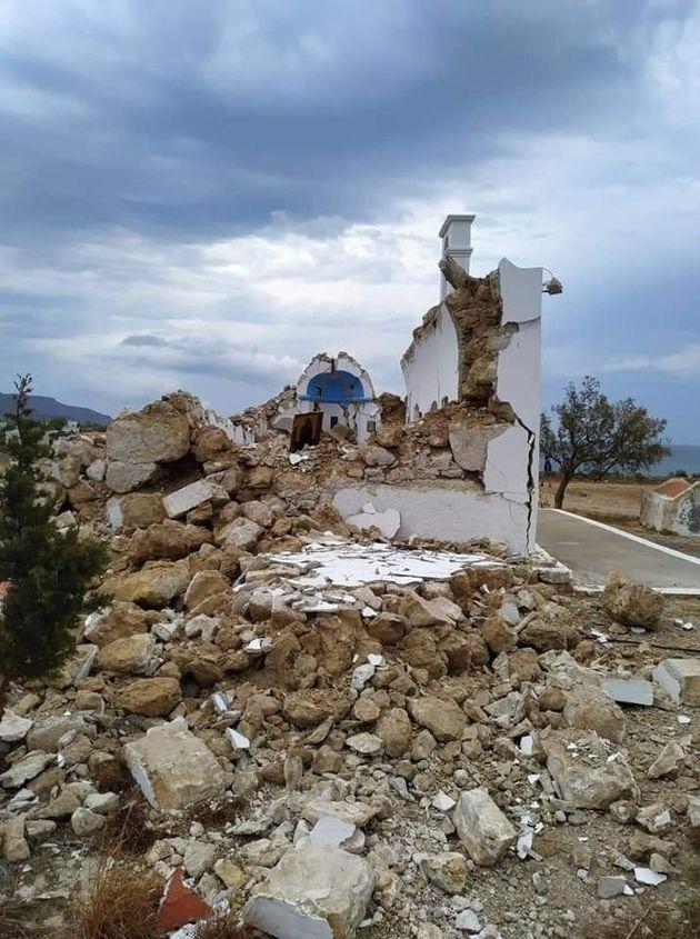 Μεγάλος σεισμός 6,3 ρίχτερ στην