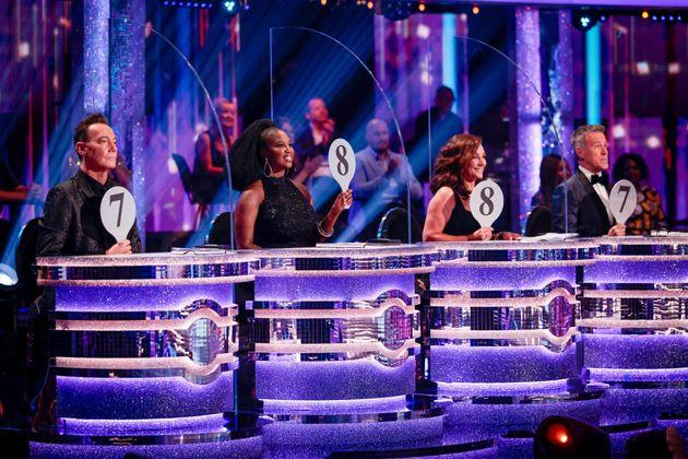Nina has branded the judges' scoring