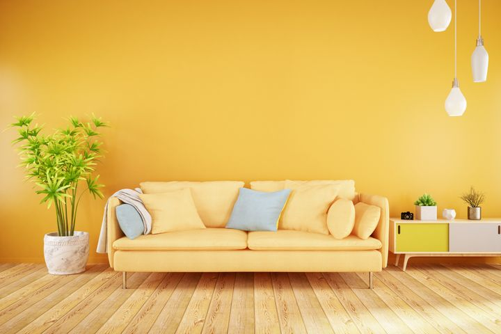 Interior paint colors have the power to transform a space for a relatively affordable price.