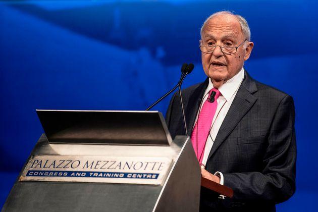President of Consob (Commissione Nazionale per la Societa' e la Borsa, National Commission for companies...