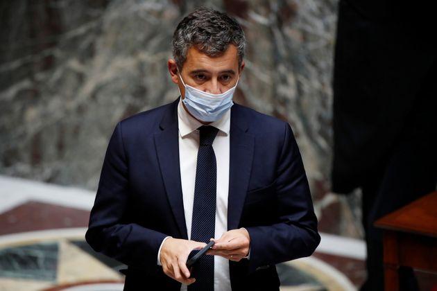 Gérald Darmanin, ici à l'Assemblée nationale, le 21 septembre