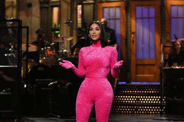 Kim Kardashian West on