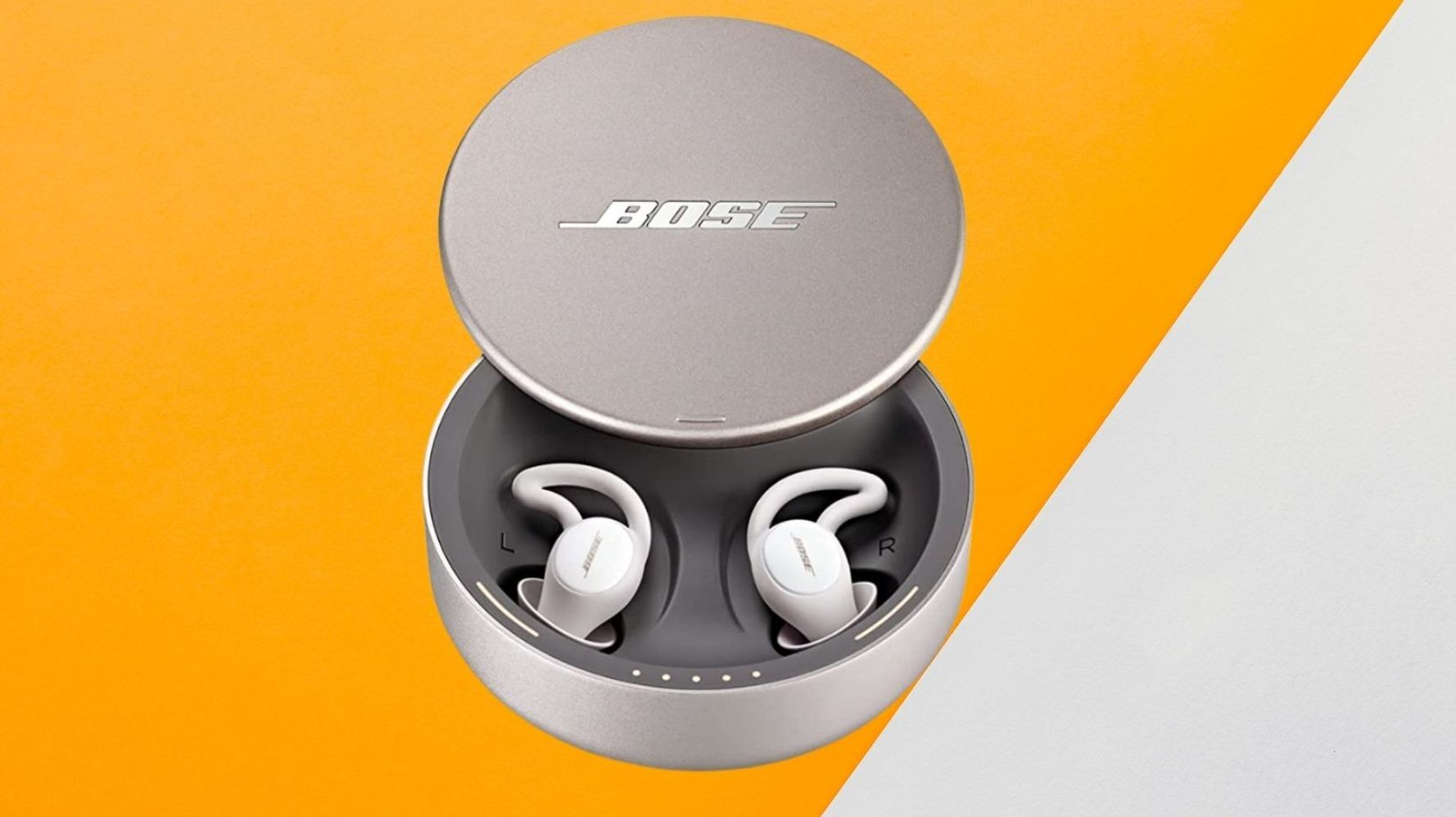 Bose's Popular Noise-Masking Sleepbuds Are 20% Off, Today Only