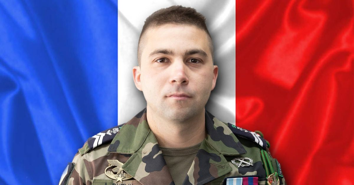 Le soldat français Adrien Quelin tué accidentellement au Mali