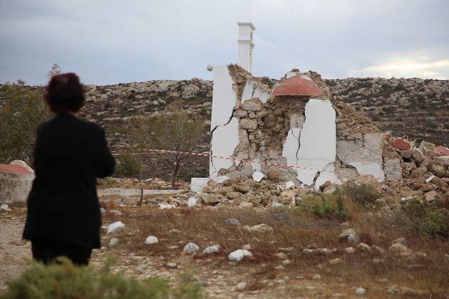 Κρήτη: Ανησυχία σεισμολόγων λόγω της «μη αναμενόμενης» σεισμικής